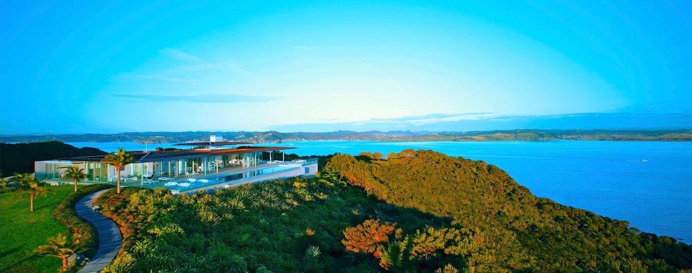 Rahimoana Villa at Eagles Nest, Russell, Bay of Islands, New Zealand