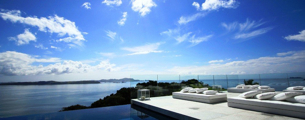 Rahimoana Villa at Eagles Nest, Russell, Bay of Islands, New Zealand