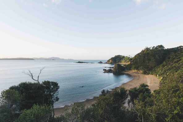 Eagles Nest, Russell, Bay of Islands, New Zealand