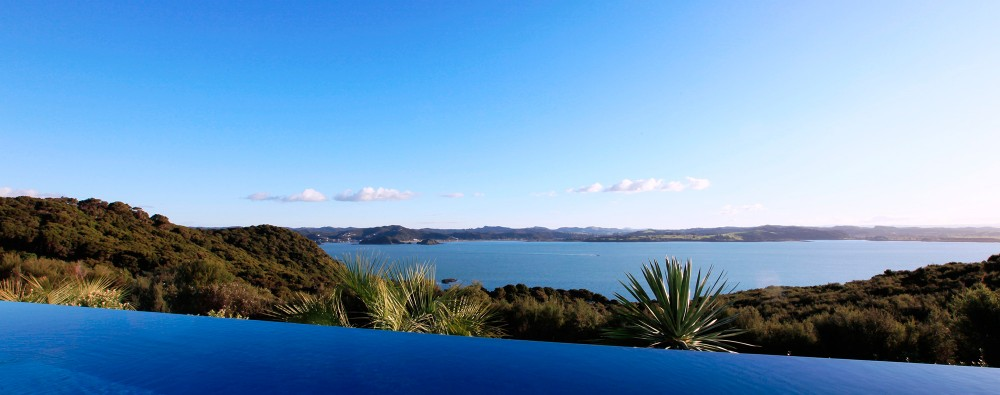 Eagle Spirit Villa at Eagles Nest, Russell, Bay of Islands, New Zealand
