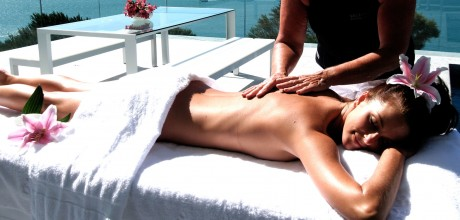 Massage at Eagles Nest, Russell, Bay of Islands, New Zealand