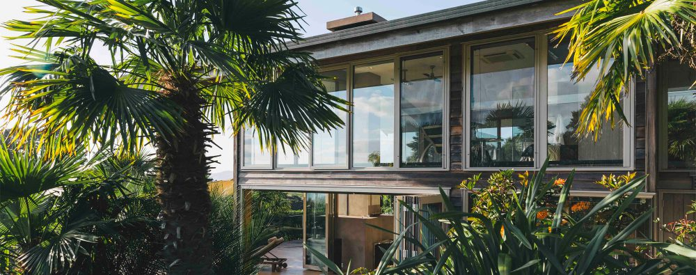 First Light Temple Villa at Eagles Nest, Russell, Bay of Islands, New Zealand